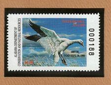 AL19 - Alabama State Duck Stamp.  Single. MNH. OG.