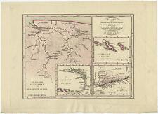 Antique Print-DUTCH WEST INDIES-CARIBBEAN-CURACAO-SURINAME-Veelwaard-c. 1840