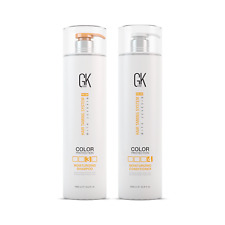 GKhair Moisturizing Shampoo and Conditioner Set Dull Dry Hair Moisturizer 1000ml