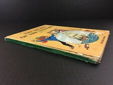 Herge Adventures of Tintin The Secret of the Unicorn 1st GOLDEN PRESS 1959 HC