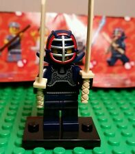 Kendo Fighter - Lego Collectible Minifigures Series 15