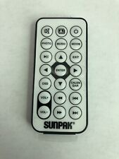 Sunpak Digital Photo Frame Remote Control