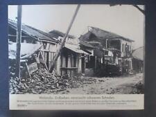 (409) Bilderdienst - Wolanda: Erdbeben verursacht schweren Schaden