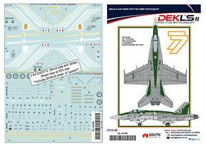 1/32 F/A-18 Hornet - RAAF 77 SQN 70th Anniversary DEKL's II