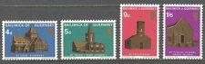 Guernsey - 63/66 Kerken II ** postfris