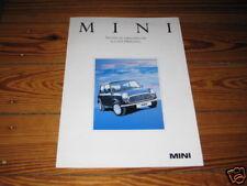 Folleto Mini Mayfair Von 1990