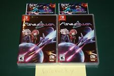 Psyvariar Delta Limited Edition Foil Cover w/DLC (Switch) NEW SEALED MINT RARE