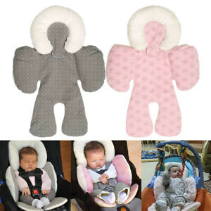 Newborn Baby Pillow Sleep Cushion Body Soft Baby Stroller Support Car Seat Head