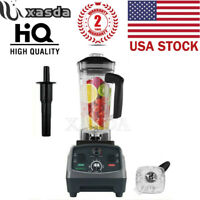 2L Heavy Duty Commercial Blender w/Timer 2200W BPA-Free Fruit Juicer Vari Speed*