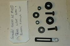 SUZUKI GS500   REAR LIGHT FITTING KIT, SCREWS & RUBBERS    ((A-S-K-US)) #2