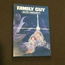 Family Guy Star Wars Blue Harvest TV Show DVD Video
