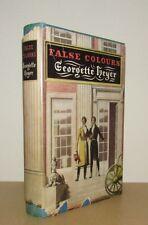 Georgette Heyer - False Colours - 1st/1st