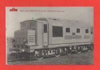 Los Locomotoras Eléctricas Francesas - Locomotora Diesel Eléctrico (J7636)