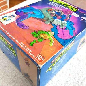 TMNT KNUCKLEHEAD (TEENAGE MUTANT NINJA TURTLES). VINTAGE PLAYMATES 1988! BNIB!