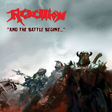 REBELLION-And The Battle Begins Queensryche,Lethal,Fifth Angel,Sanctuary,Privat