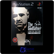 The Godfather Limited Edition (PS2) Open World Action Adventure - PAL VERY RARE