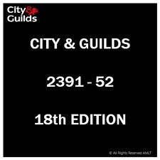 CITY & GUILDS INSPECTION & TESTING 2391-52 OVER 1000 EXAM QUESTIONS + 6 DVDS