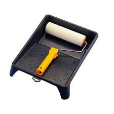 KIT RULLO E VASCHETTA Completo di 1 rullo piatto da 100 mm