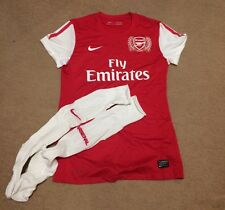Arsenal Ladies Football Nike Tshirt Size S + FREE Socks