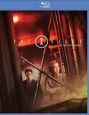 The X-Files - The Complete Sixth Season (Blu-ray Disc, 2015, 6-Disc Set)