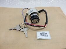 NOS SUZUKI GP100 Ignition Switch 5wires may fit GP125 A100 TS100 TC100 TS125
