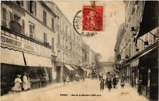 CPA PARIS (13e) Rue de la Glaciere. (563226)