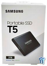 Samsung T5 2TB External SSD (MU-PA2T0B/AM)