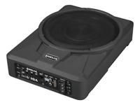"HELIX U 10A Ultra compact underseat 25cm 10"" active amplified subwoofer"