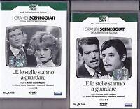 4 Dvd Sceneggiati Rai E LE STELLE STANNO A GUARDARE con G.Giannini completa 1968