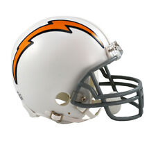 SAN DIEGO CHARGERS NFL Riddell VSR-4 ProLine THROWBACK Mini Football Helmet