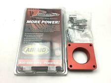 Airaid PowerAid Performance Throttle Body Spacer 91-02 Jeep Wrangler & Cherokee
