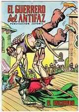EL GUERRERO DEL ANTIFAZ (Reedición color) nº:  85.  Valenciana, 1972-1978.