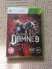 Shadows Of The Damned Xbox 360 New Sealed PAL UK