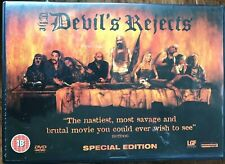 The Devil's Rejects DVD 2005 Rob Zombie Horror Classic 2-Disc Special Edition