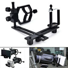 Tripod head holder support mount adapter camera phone attach spotting scope MO