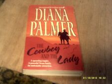 The Cowboy and the Lady by Diana Palmer (2001, Paperback)  (r)