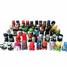 Random 10X Ooshies Pencil toppers DC Comics/Marvel Heroes/TMNT Figure Movies Toy