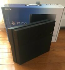 Sony PlayStation 4 500GB Jet Black - Extra Controller - 10 Games - Charger