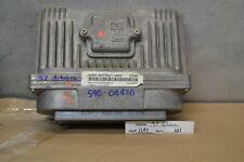 1997 Oldsmobile Achieva Engine Control Unit ECU 16217058 Module 01 11A8