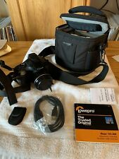Canon PowerShot SX40 HS 12.1MP 35x Optical Zoom Digital Camera + Case