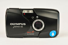 Olympus µ[mju:]-II (Stylus Epic) 35mm Camera with case - Unused Kit in Box