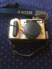 SONY Digital Camera CYB-SHOT- 3.3MP- (DSC-S75)Needs Charger(may Need Battery?)
