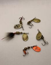 Fishing Lures. Spinner Lot. Mepps. Vintage