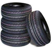 4 Lionhart LH-303 205/70R14 98T All Season Traction Performance Passenger Tires
