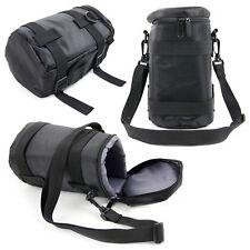 Black Lens Carry Bag for Tamron A17E AF 70-300 mm F/4-5.6 Di LD MACRO 1:2 Lens