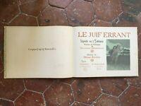 El Judío Errante Georges Fragerolle Henri Río Enoch Flammarion 1898 Enfantina