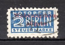 Germany / French zone / Wurttemberg - 1949 Surcharge - Mi. 2EZ VFU