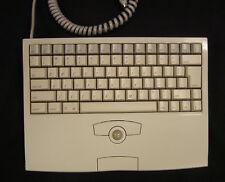 Apple Prototype Keyboard DVT Serial Number, Duo Trackball type, Ultra Rare
