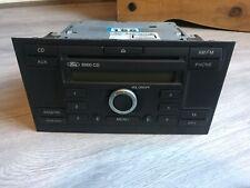 Ford Mondeo MK3 2005 6000CD estéreo con código 5S7T-18C815-AC