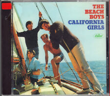"THE BEACH BOYS "" CALIFORNIA GIRLS "" CD SIGILLATO CAPITOL 1987"